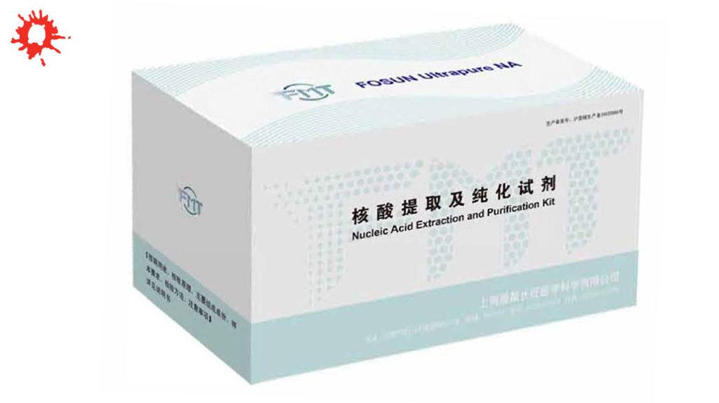 Nukleinsav-extrakciós és -tisztító kit