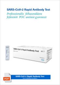 NADAL® COVID-19 Ag teszt útmutató