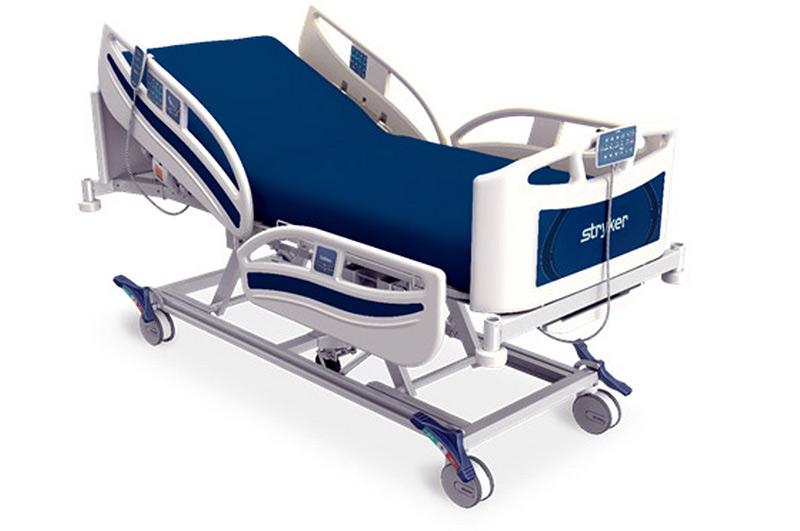 Kórházi betegágyak