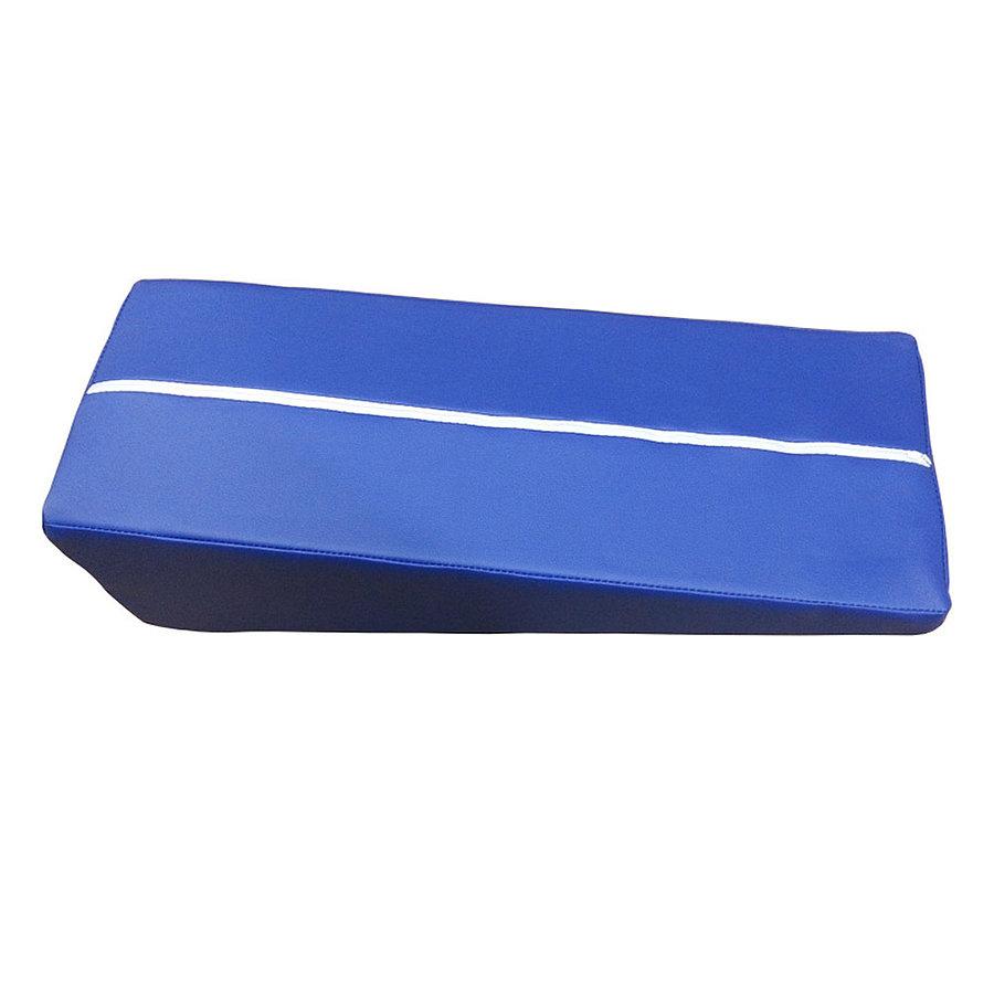 Ék alakú párna 80 x 22 x 23 cm - két színben
