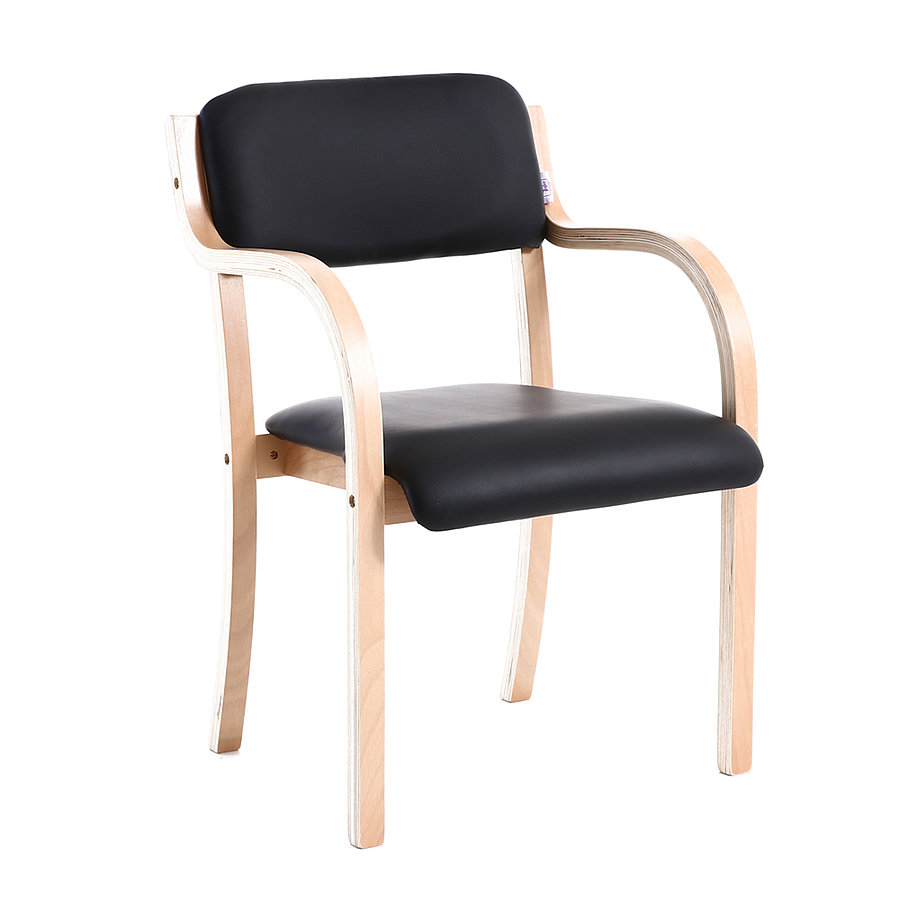 Karfás szék - két színben