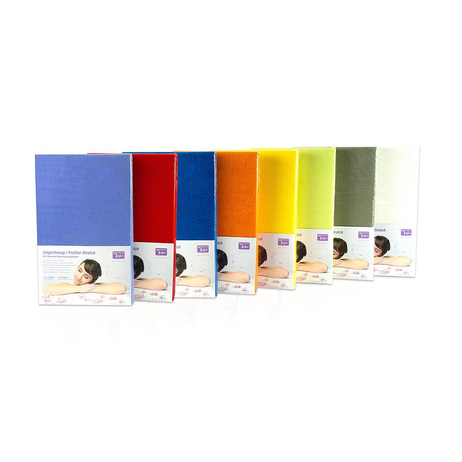 Bőrbarát gumis textillepedő orvosi vizsgálóágyra