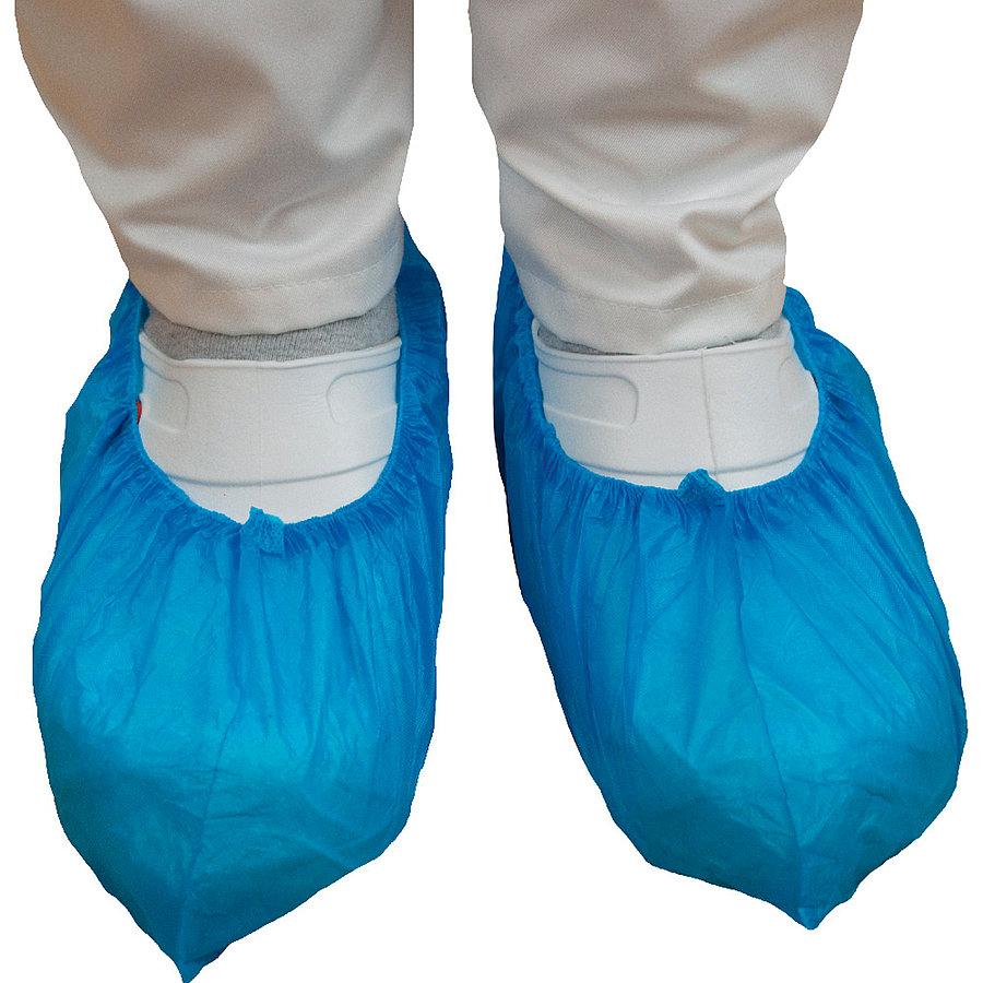 Orvosi cipővédő - egyszer használatos 100 db