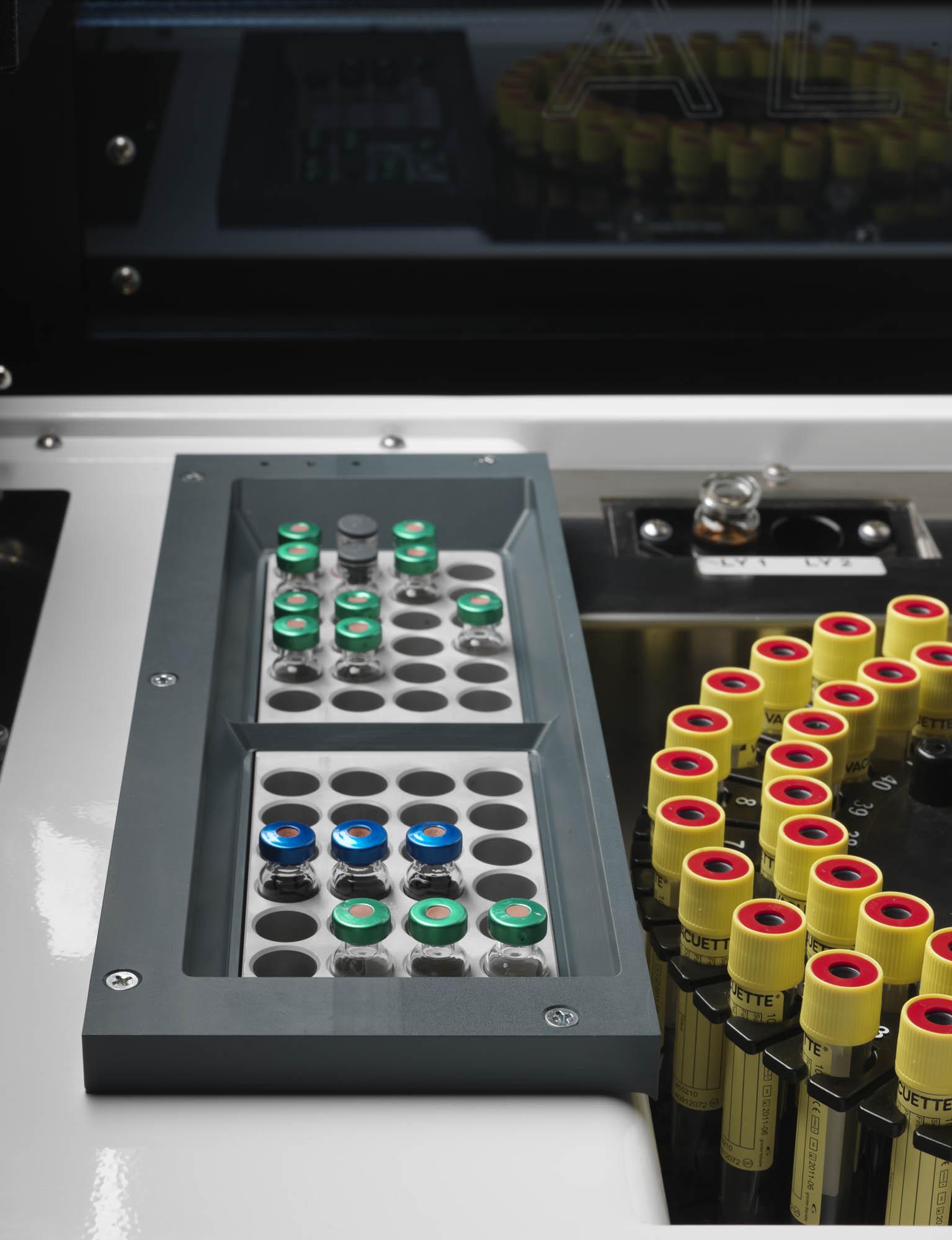 Automatikus Inokuláció, leolvasás és eredményközlés
